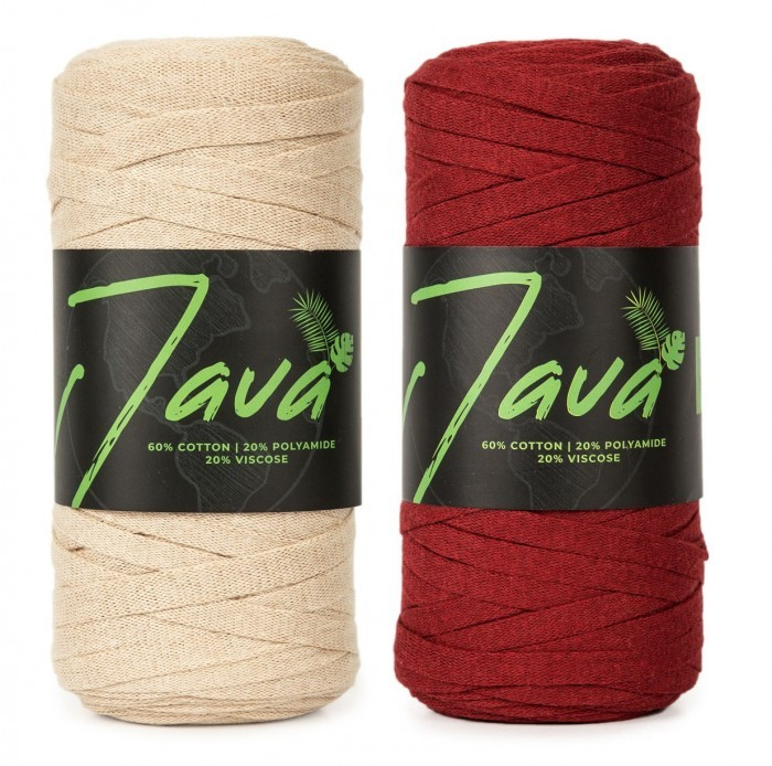 Java Ovillos y madejas World of Yarn
