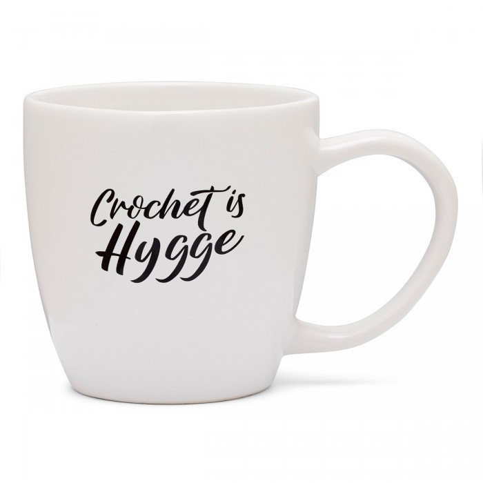 Coffee Cup with Handle - Crochet is Hygge ppp Hobbii