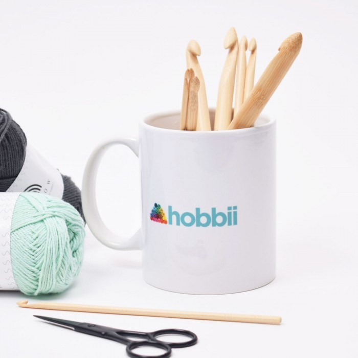 Hobbii Coffee Mug Things you can't live without Hobbii