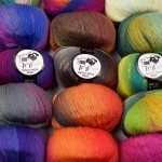Magic Sock Wool Ovillos y madejas Happy Sheep
