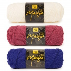 Malaga Garn World of Yarn