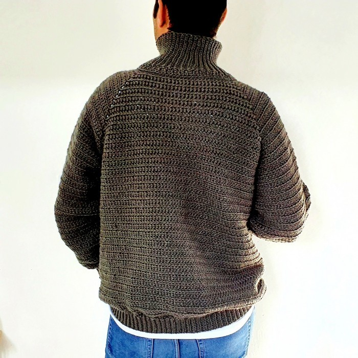 Men's Tivoli Cardigan Patterns