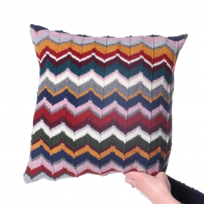Peru Cushion Patterns