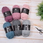 Starlight Soft Yarn Hobbii