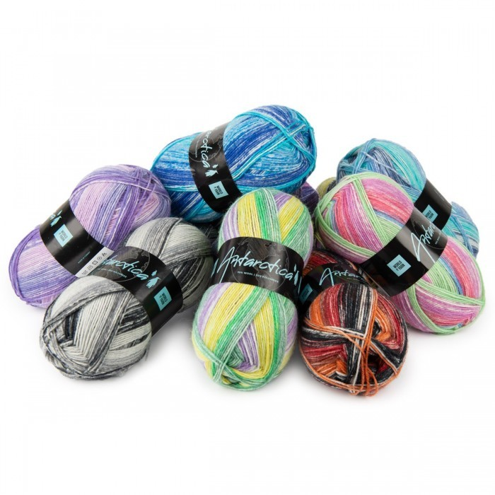 Lucky Bags Sock Yarn Yarn World of Yarn