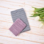 Romantic - Crocheted Kitchen Towel Patterns