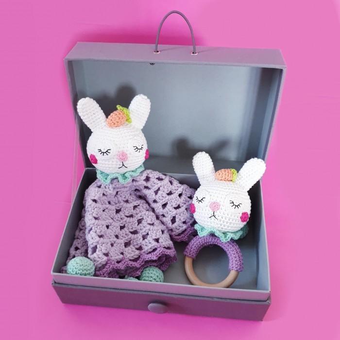 How to Crochet kawaii Little Bunny girl Amigurumi English pattern ...   700x700
