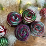 Universe Christmas Color Bag, 4 x 100 g Garn Hobbii