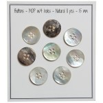 Buttons - Mother-of-pearl – Natural Accessories Go Handmade