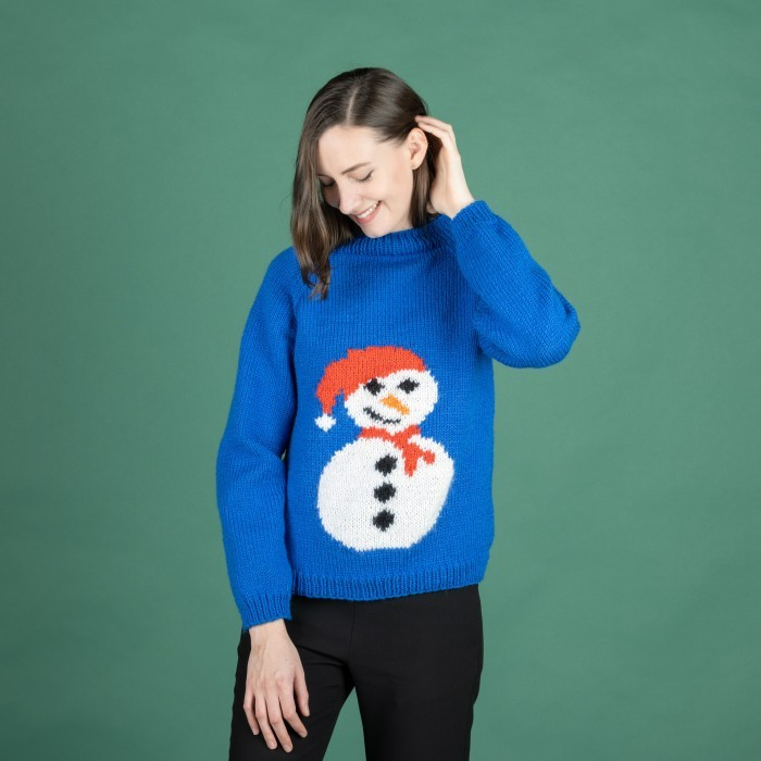 Judith - Christmas Sweater Patterns