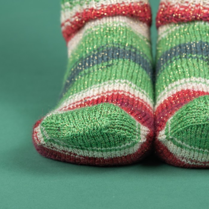 Julie - Christmas Socks Patterns