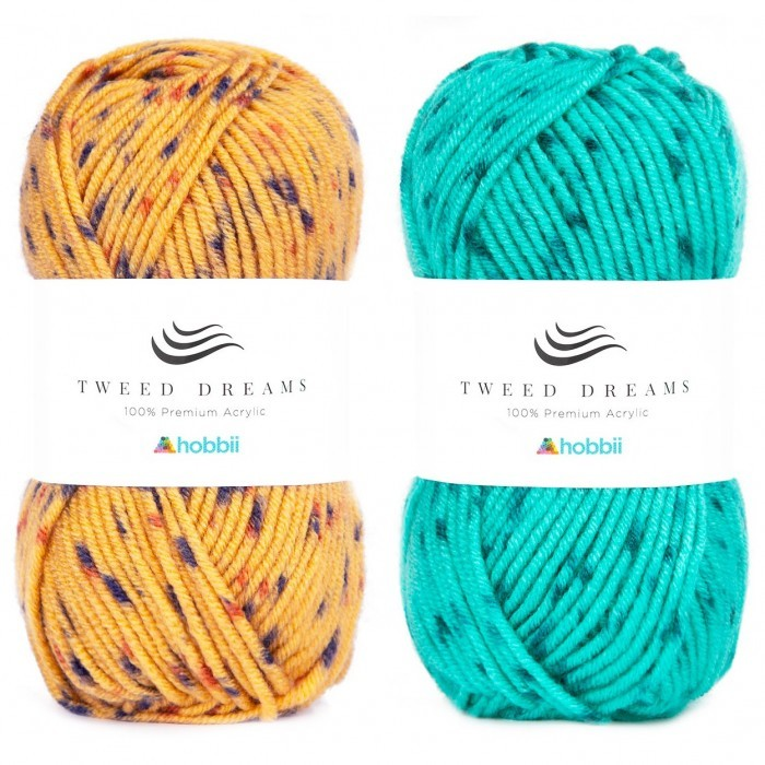 Tweed Dreams Yarn Hobbii