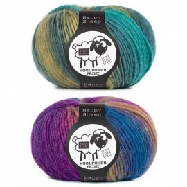 Woolpower Print Garn Happy Sheep
