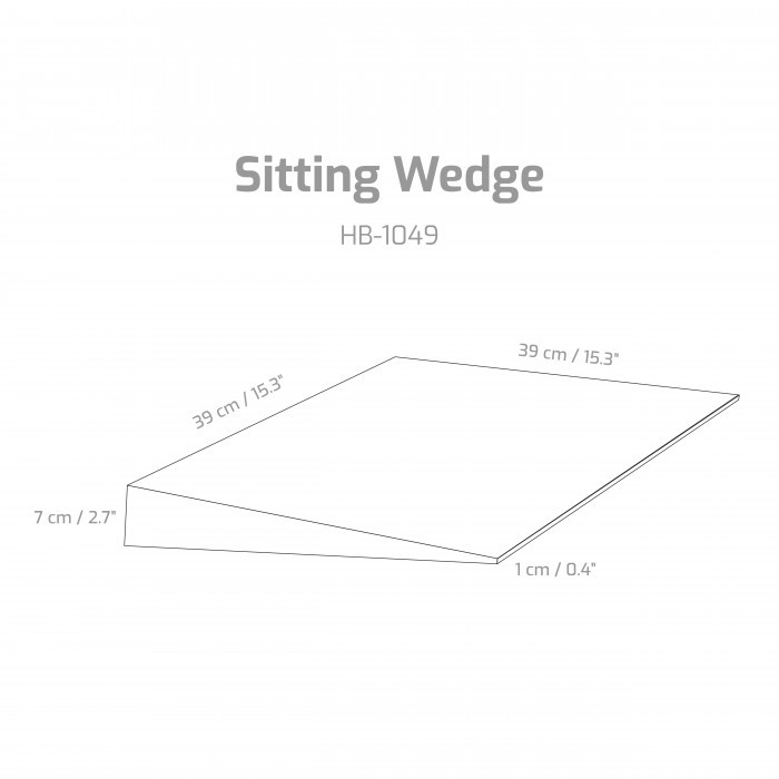 Sitting wedge Miscellaneous Hobbii