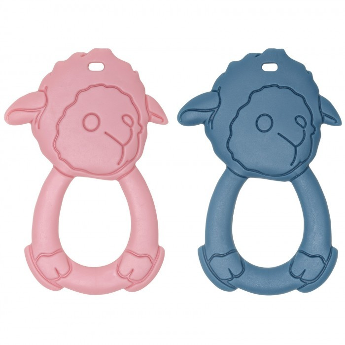 Teether TPE - Sheep Accessories Go Handmade