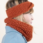Mount Elbert - Headband and tube scarf Patterns