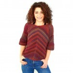 Arrow - Cropped Sweater Anleitungen