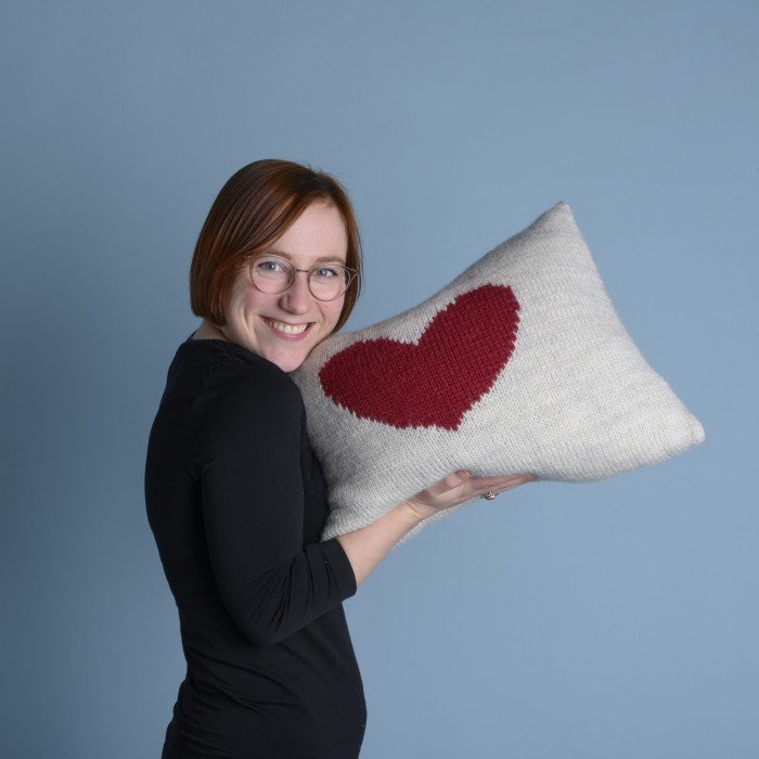 Heart pillow Patterns