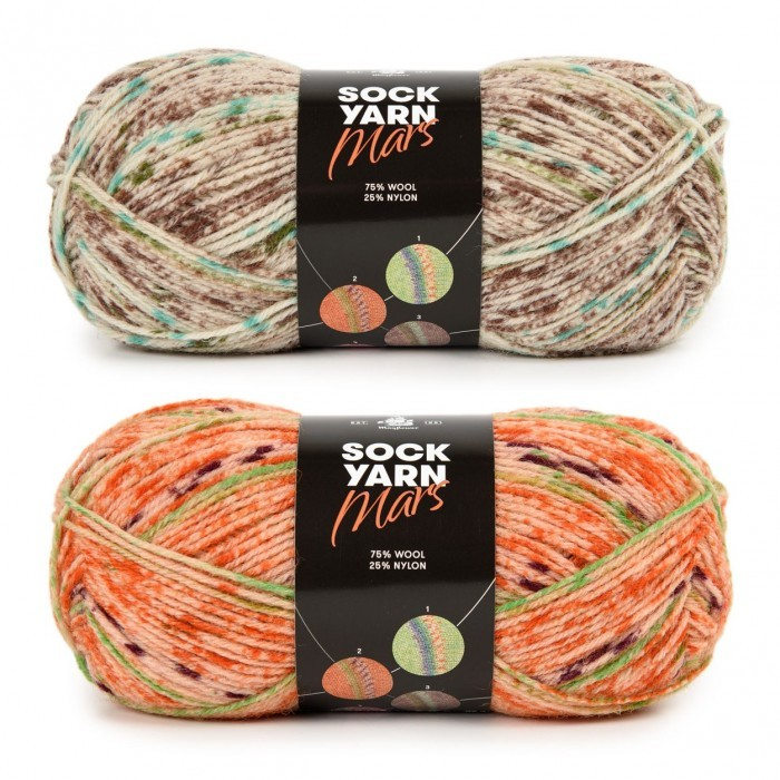 Mars Sock Yarn Yarn Mayflower