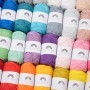 Rainbow Cotton 8/6 Garn Hobbii