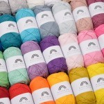 Rainbow Cotton 8/6 Fils Hobbii