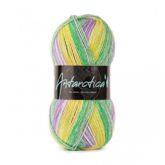 Socksgarn Antarctica Garn World of Yarn