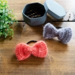 Fluffy Bow - Hair Accessory Patterns