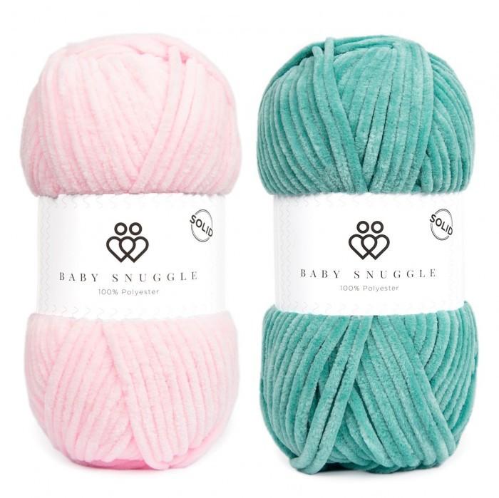 Baby Snuggle Solid | Yarn | Hobbii | Color - Hobbii.co.uk