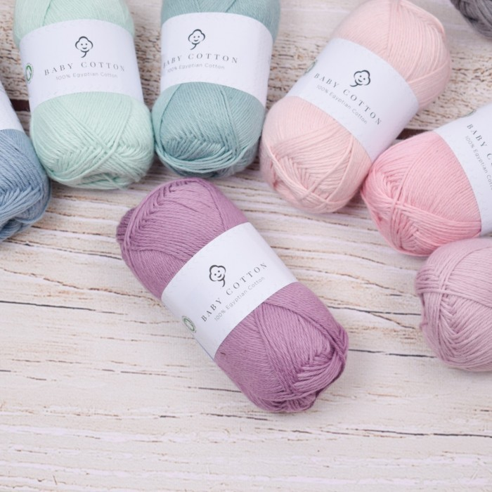 Baby Cotton Yarn Hobbii