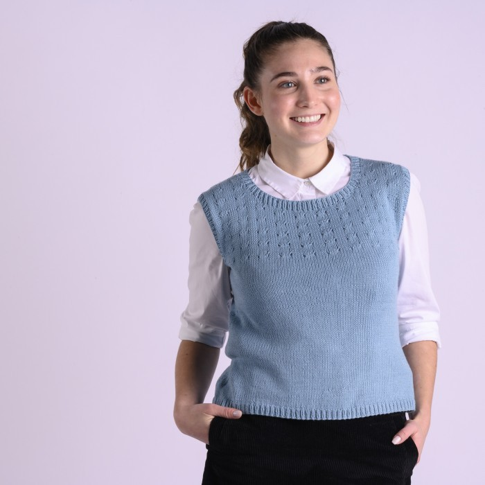 Ebba - Vest Patterns