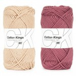 Cotton 8/8 Garens Cotton Kings