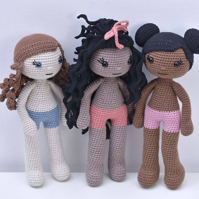 Cosy Dolls - Conni Opskrifter