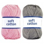 Soft Cotton  Garn & Wolle Järbo