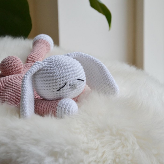 Bunny – Snuggle Rag Free Patterns