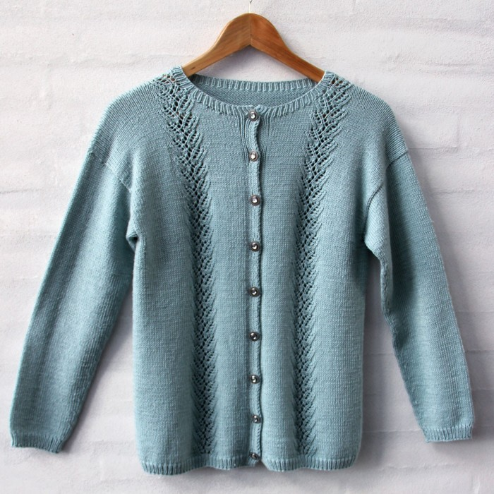 Cardigan Laura - Women & Plus Size Patterns Go Handmade