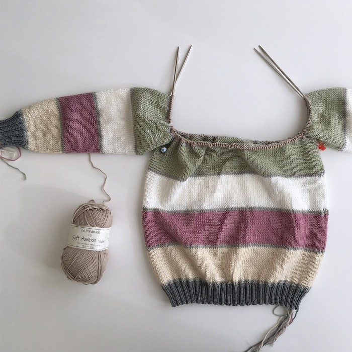 Amy Raglan Sweater - Little One's & Tweens Patterns Go Handmade