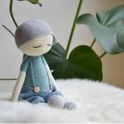 Crochet with Lir | 'Maya the little Gymnast' doll crochet pattern PDF+Video  Tutorial gymnastics athlete amigurumi doll | 250x250