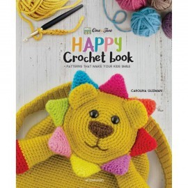 One and Two Company's Happy Crochet Book: Patterns That Make Your Kids Smile Bøker  Meteoor Books