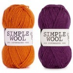 Simple Wool Yarn Happy Sheep