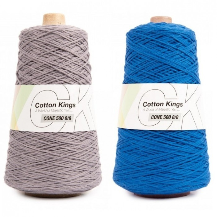 Cone 500 8/8 Yarn Cotton Kings