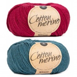 Cotton Merino Filati Mayflower