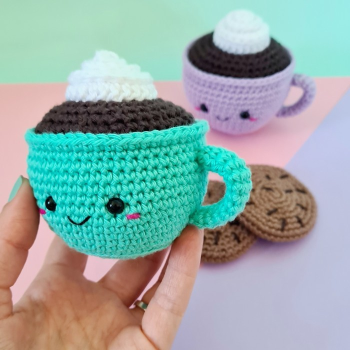 Kawaii Hot Chocolate Modèles
