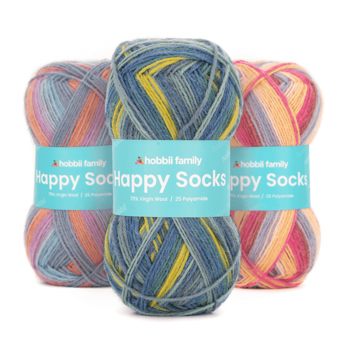Happy Socks Poengshop Hobbii