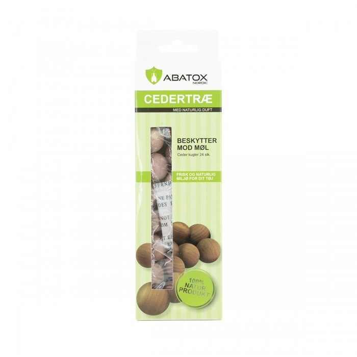 Cedar Wood Balls / Moth Repellents Accessories Abatox