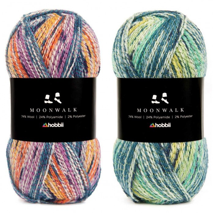 Moonwalk Yarn Hobbii