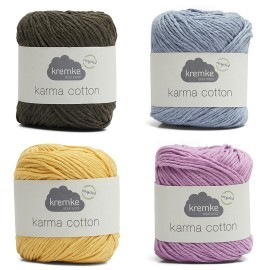 Karma Cotton Garn Kremke Soul Wool