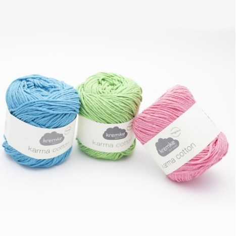 Karma Cotton Garn & Wolle Kremke Soul Wool
