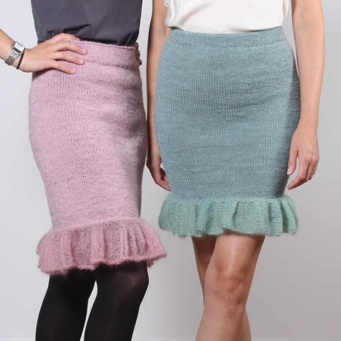 Ines Skirt Patterns