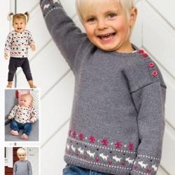Mio genser oppskrift