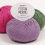 Cotton Merino Garn